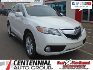 Used 2015 Acura RDX Tech for sale in Summerside, PE