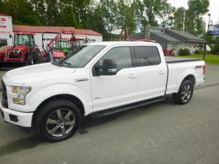 Used 2017 Ford F-150 Cab SuperCrew 4RM 157 po SPORT for sale in St-Joseph-de-Beauce, QC