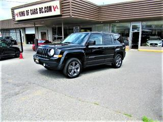 Used 2015 Jeep Patriot High Altitude for sale in Langley, BC