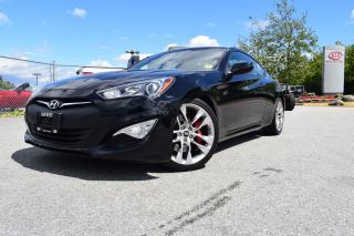 Used 2016 Hyundai Genesis Coupe 3.8L AC/AUTO/PL/PW/CD/ABS for sale in Coquitlam, BC