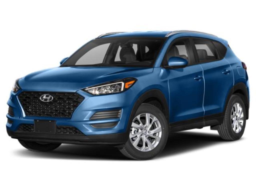 2019 Hyundai Tucson 2.4L AWD Luxury NO OPTIONS