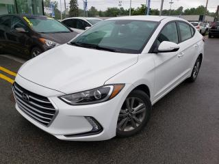 Used 2017 Hyundai Elantra GL, MAGS, CAMÉRA DE for sale in Blainville, QC