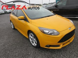 Used 2013 Ford Focus BASE for sale in Beauport, QC