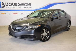 Used 2015 Acura TLX 2.4, Cuir for sale in Rawdon, QC
