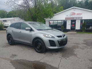 Used 2011 Mazda CX-7 GX for sale in Barrie, ON