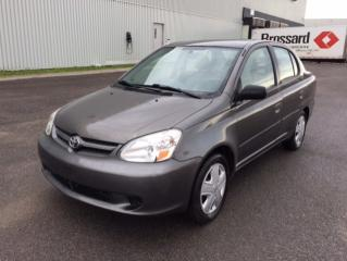 Used 2005 Toyota Echo Berline 4 portes,automatique for sale in Quebec, QC
