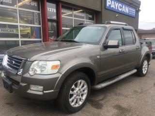 Used 2007 Ford Explorer Sport Trac LIMITED for sale in Kitchener, ON