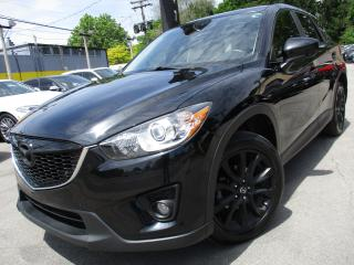 Used 2015 Mazda CX-5 GT|AWD|NAVIGATION|LEATHER|SUNROOF|BACK-UP-CAM for sale in Burlington, ON