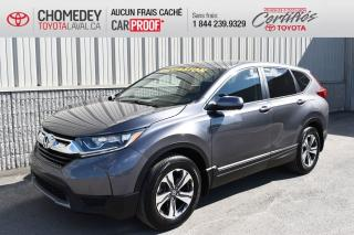 Used 2017 Honda CR-V LX for sale in Laval, QC