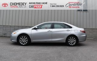 Used 2015 Toyota Camry XLE for sale in Laval, QC