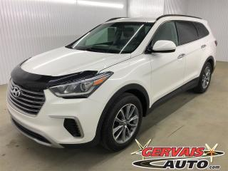 Used 2017 Hyundai Santa Fe XL Bluetooth A/c Sièges for sale in Shawinigan, QC