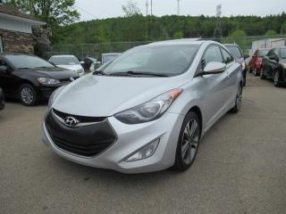 Used 2013 Hyundai Elantra Coupe SE for sale in Québec, QC