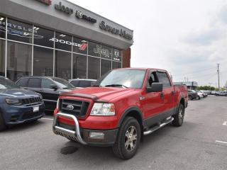 Used 2004 Ford F-150 XLT for sale in Concord, ON