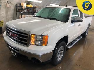 Used 2012 GMC Sierra 1500 SL * Nevada Edition * Extended Cab * 4WD * 6.6 Foot Box * On star * Trip computer * Climate control * Cruise control * Hands free Steering wheel contr for sale in Cambridge, ON