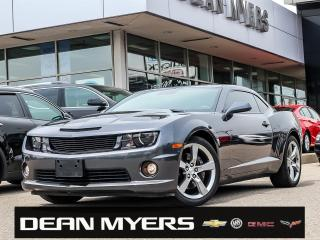 Used 2010 Chevrolet Camaro SS for sale in North York, ON