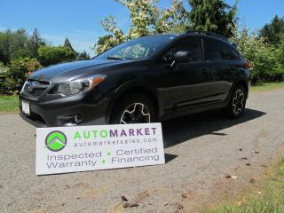 Used 2013 Subaru XV Crosstrek AWD, MOONROOF, SPORT, INSP, BCAA MBSHP, WARR, FINANCE for sale in Surrey, BC