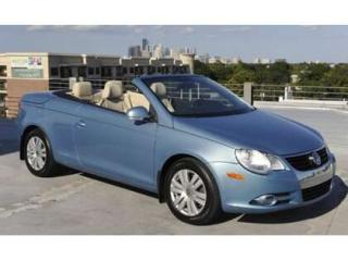 Used 2007 Volkswagen Eos Leather, Heated Seats, CD for sale in Duncan, BC