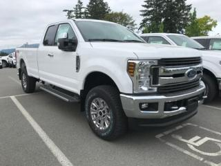 New 2019 Ford F-350 XLT 613A 6.2L SuperCab for sale in Duncan, BC