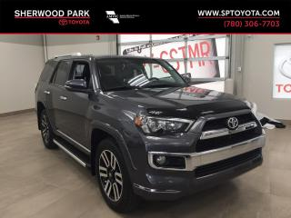 Used 2016 Toyota 4Runner Limited for sale in Sherwood Park, AB