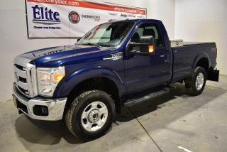 Used 2014 Ford F-350 Super Duty for sale in Sherbrooke, QC