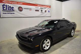 Used 2014 Dodge Challenger for sale in Sherbrooke, QC