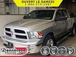 Used 2011 RAM 1500 Outdoorsman* 4X4, 5.7L HEMI CREW CAB for sale in Donnacona, QC