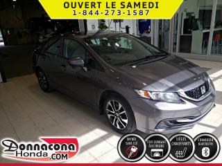 Used 2014 Honda Civic EX ***MAGS**TOIT OUVRANT***ÉCRAN TACTILE for sale in Donnacona, QC