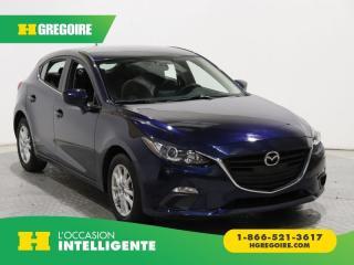 Used 2016 Mazda MAZDA3 GS GR ELECT for sale in St-Léonard, QC