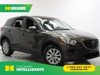 Used 2016 Mazda CX-5 GS CAMÉRA DE RECUL for sale in St-Léonard, QC