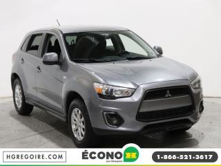 Used 2013 Mitsubishi RVR SE A/C BLUETOOTH for sale in St-Léonard, QC