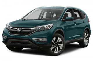 Used 2015 Honda CR-V Touring for sale in Calgary, AB