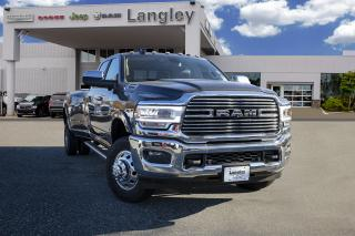 New 2019 RAM 3500 Laramie - Leather Seats for sale in Surrey, BC