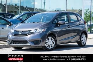 Used 2016 Honda Fit LX for sale in Lachine, QC