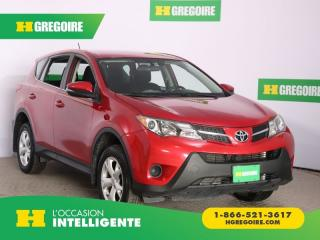 Used 2014 Toyota RAV4 LE A/C GR ELECT for sale in St-Léonard, QC