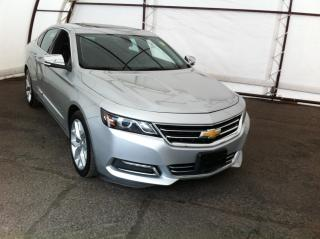 Used 2019 Chevrolet Impala 2LZ DUAL PANE SUNROOF, NAVIGATION, REVERSE CAMERA, POWER FRONT SEATS for sale in Ottawa, ON