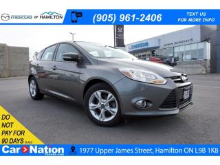 Used 2013 Ford Focus SE | HEATED SEATS | BLUETOOTH | AUX INPUT for sale in Hamilton, ON