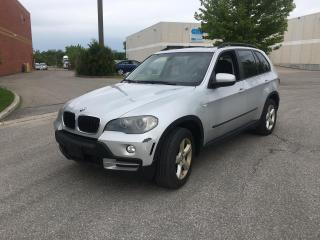 Used 2008 BMW X5 AWD 4dr 3.0si for sale in Concord, ON