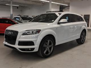Used 2015 Audi Q7 VORSPRUNG EDITION/NAV/360CAMERA/VENTILATED SEATS/7PASS! for sale in Toronto, ON