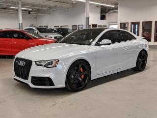 Used 2014 Audi RS 5 NAVIGATION/BACK-UP CAM/BLIND SPOT ASSIST/PUSH BUTTON START! for sale in Toronto, ON