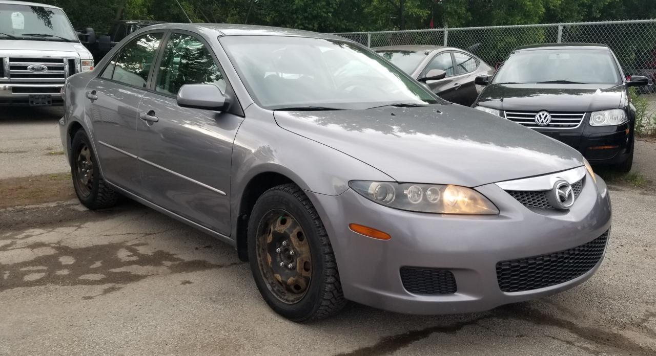 2007 Mazda 626