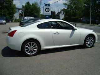 Used 2012 Infiniti G37 Premium Sport Pack for sale in Ste-Thérèse, QC
