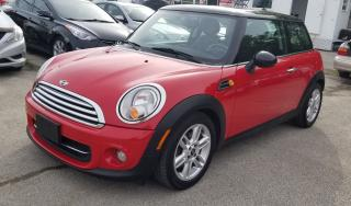 Used 2011 MINI Cooper for sale in Mississauga, ON