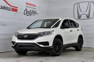 Used 2015 Honda CR-V LX 2WD for sale in Blainville, QC