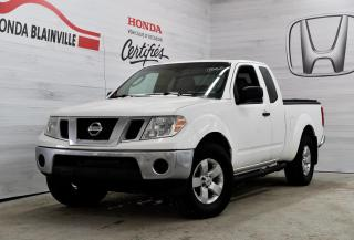 Used 2009 Nissan Frontier King Cab Awd for sale in Blainville, QC