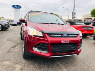 Used 2014 Ford Escape SE for sale in Lévis, QC