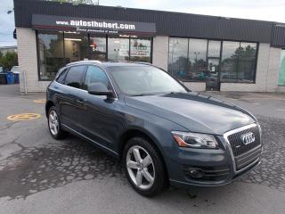 Used 2011 Audi Q5 2.0T PREMIUM QUATTRO **NAVIGATION** for sale in St-Hubert, QC