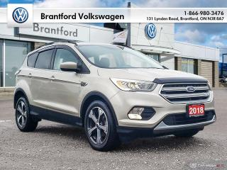 Used 2018 Ford Escape SEL - FWD for sale in Brantford, ON