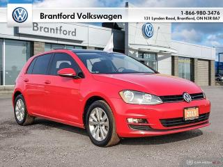 Used 2015 Volkswagen Golf 5-Dr 1.8T Comfortline 5sp for sale in Brantford, ON