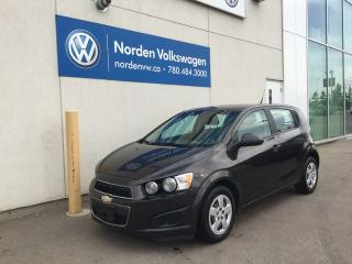 Used 2014 Chevrolet Sonic LS AUTOMATIC - PWR PKG! / BLUETOOTH for sale in Edmonton, AB