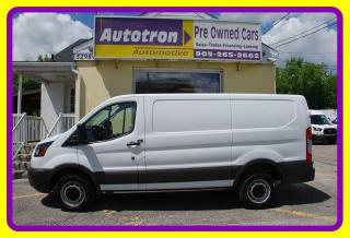 Used 2018 Ford Transit 250 3/4 Ton Cargo Van ,Loaded for sale in Woodbridge, ON
